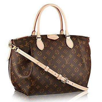 Tagre™ Louis Vuitton Turenne MM Monogram M48814 Handbag Should Bag Tote
