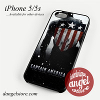 Captain America First Avenger Phone case for iPhone 4/4s/5/5c/5s/6/6 plus