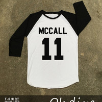 Mccall 11 T-Shirt - Gift for friend - Present