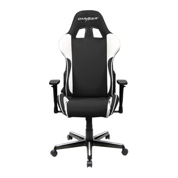 DXRACER FH11NW computer gaming chair xrocker office chair accent-Black and White