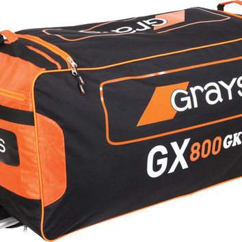 Grays GX800 Wheeled Field Hockey Goalie Bag
