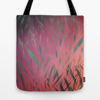 Pink pills Panda Tote Bag by HappyMelvin Graphicus