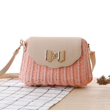 Sweets Shoulder Bags Beach Butterfly Lock [6580686983]
