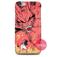 Naruto Nine Tails Kurama iPhone Case Cover Series