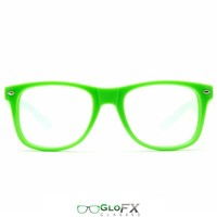 GloFX Ultimate Diffraction Glasses – Green