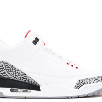 "Air Jordan III ""White/Cement 2011 Release"""