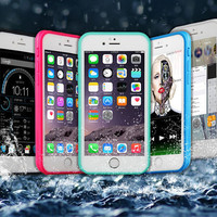 Holiday Vacation Summer Beach Waterproof Case for iPhone