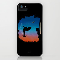 I'll Always Believe In You, Peter Pan iPhone & iPod Case by Chimichangas