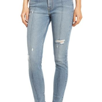 Levi's® 721 High Waist Skinny Jeans (Blue Chaos) | Nordstrom