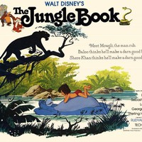 The Jungle Book 11x14 Movie Poster (1967)