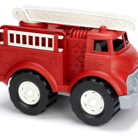 Toy Fire Truck, Red, Children's Toys