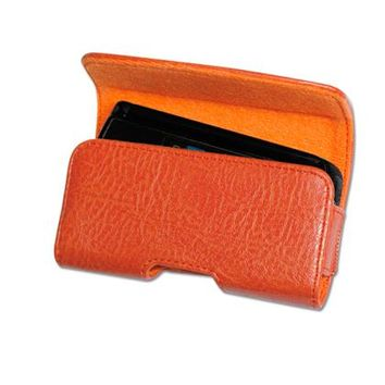 HORIZONTAL POUCH HP1022A MOTOLORA V9 ORANGE 4X0.5X2.1 INCHES: Case Of 120