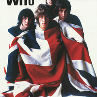 The Who British Flag Poster 22x34