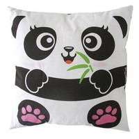 Handmade Gifts   Independent Design   Vintage Goods Deluxe Panda Pillow - Home Decor - For The Home