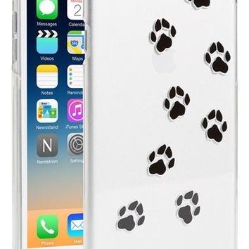 kate spade new york paw print iPhone 6 Plus case - White