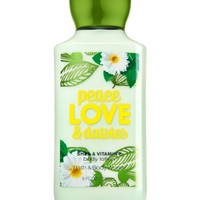 Body Lotion Peace Love & Daisies