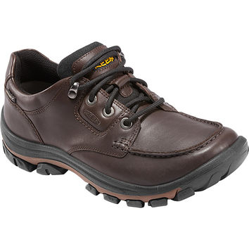 KEEN NoPo Lace Shoe - Men's Brown Full Grain,