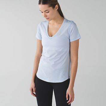 what the sport tee | women's tops | lululemon athletica
