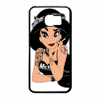 Punk Rock Princess Jasmine Samsung Galaxy S6 Case