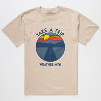 WEATHER MTN Take A Trip Mens T-Shirt | Graphic Tees