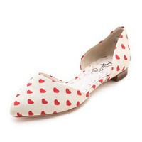 Hilary Heart d'Orsay Flats