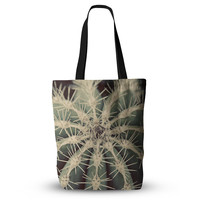 "Angie Turner ""Cactus"" Plant Everything Tote Bag"
