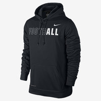 The Nike KO Men's Football Hoodie.