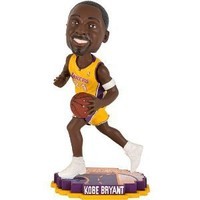 Forever Collectibles Los Angeles Lakers Kobe Bryant Bobblehead