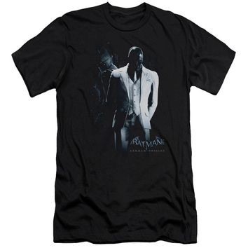 Batman Arkham Origins - Black Mask Short Sleeve Adult 30/1