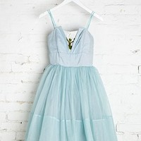 Vintage Secret Garden Dress - Urban Outfitters