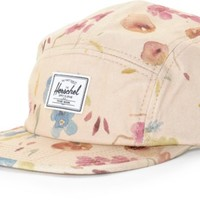 Herschel Supply Glendale Floral 5 Panel Hat