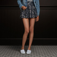 Hollister Shine Skater Skirt