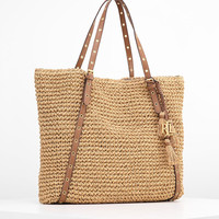 Lauren Ralph Lauren HAYDEN - Tote bag - natural