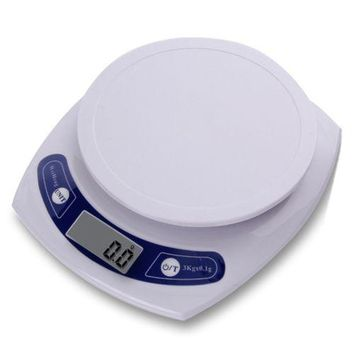 Digital Kitchen Scale Precision Kitchen Scale 0.1g/1kg