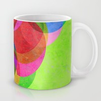Up Mug by Miss L In Art