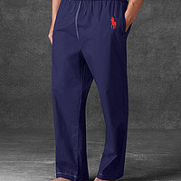 Polo Ralph Lauren Poplin Pajama Pants - Cruise Navy