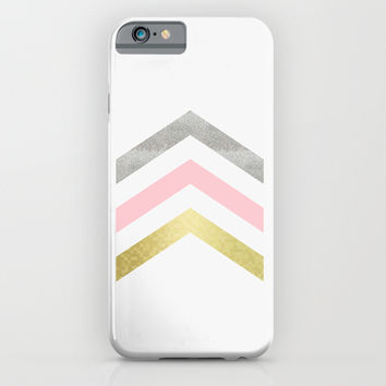Chevron Pattern iPhone & iPod Case by Pati Designs