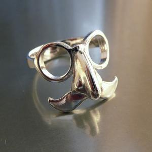 The Harbinger Co. — Funny Face Ring