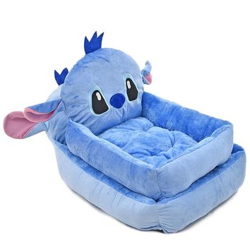 Lovely Novel Design Pet Bed Dog Cat Bed Cute Cartoon Puppy Kitten Nest