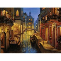 Ravensburger Waters of Venice Jigsaw Puzzle - Puzzle Haven