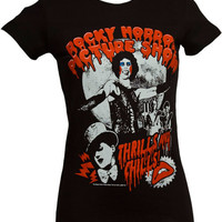 Ladies Rocky Horror Don't Dream It T-Shirt From Junk Food Originals : TruffleShuffle.com