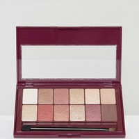 Maybelline The Burgundy Bar Eyeshadow Palette at asos.com