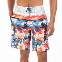 Tommy Bahama The Baja Sunrise Swim Trunk at Von Maur