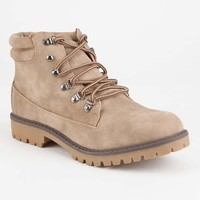 SODA Womens Hiking Boots | Boots + Booties