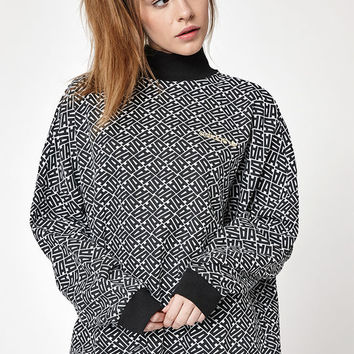 adidas Allover Print Sweatshirt at PacSun.com