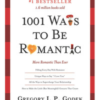 New 1001 Ways To Be Romantic Book