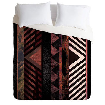 Deny Designs Biome Luxe Duvet Cover Multi One Size For Men 23686695701