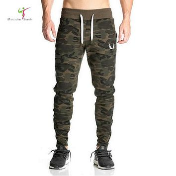 Mens Camos SweatPants