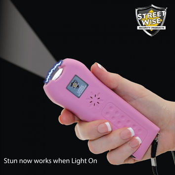 Streetwise Ladies' Choice 21,000,000 Stun Gun (Pink)