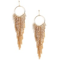 Sale- Gold Mix Signals Earrings